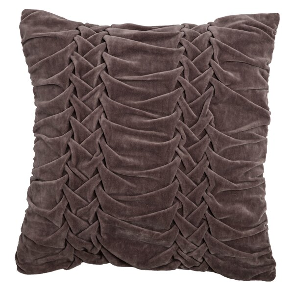 Chasidy 100% Cotton Throw Pillow by Wildon Home ®